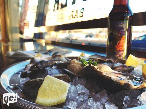 Reel Foods Fish Market Oysters