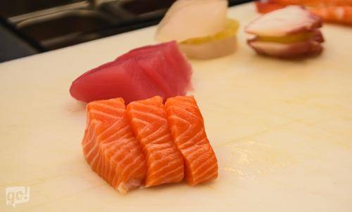 Reel Foods Fish Market Sashimi