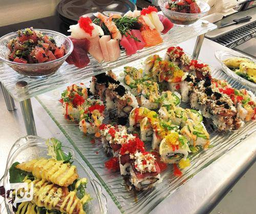 Reel Foods Sushi