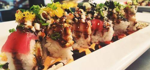 Reel Foods Fish Market Sushi