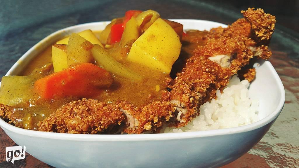 Reel Foods Fish Market Katsu Curry